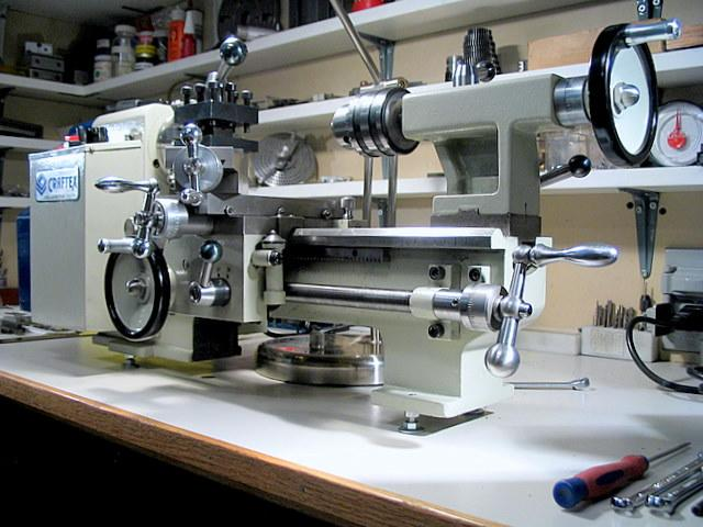 Asian mini lathe